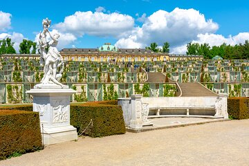 Private Day Tour to Potsdam from Berlin by Minivan