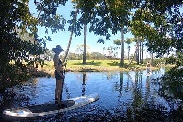 Wailoa River to King Kamehameha Statue SUP Adventure