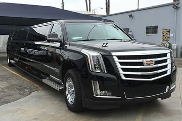 Private Transfer Los Angeles LAX airport to Las Vegas by Minibus or SUV limo