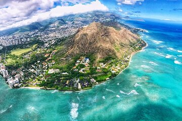 Diamond Head Hiking and North Shore Sightseeing Experience