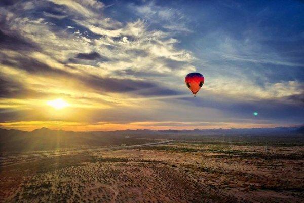hot air balloon # 19