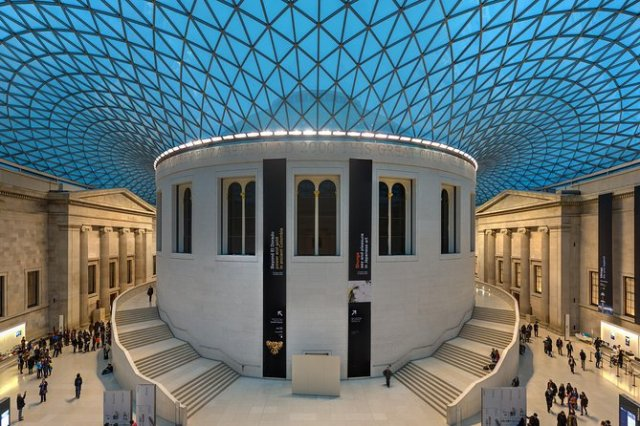 Image result for Stroll Through the British Museum