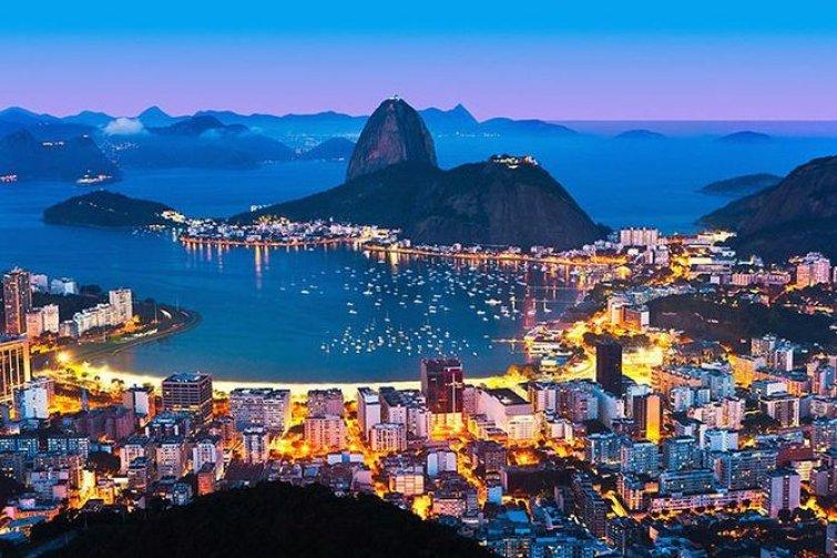 Rio de Janeiro Full-Day City Tour with Corcovado Plus Lunch 2021