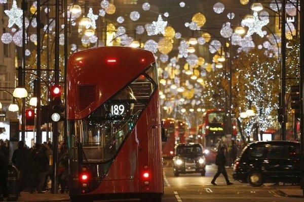 christmas lights london 2019 # 62