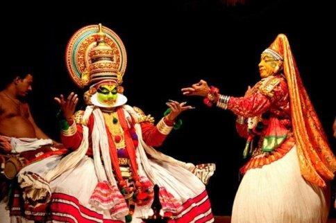 Private Kochi City Tour Including Kathakali Dance Performance 2021