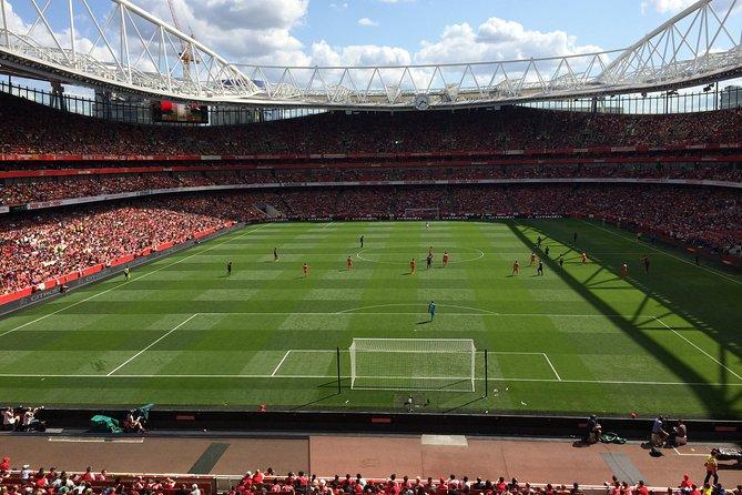 arsenal fotballkamp pa emirates stadium