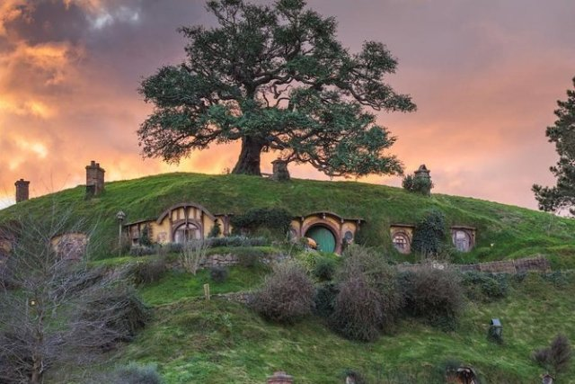 Αποτέλεσμα εικόνας για Hobbiton
