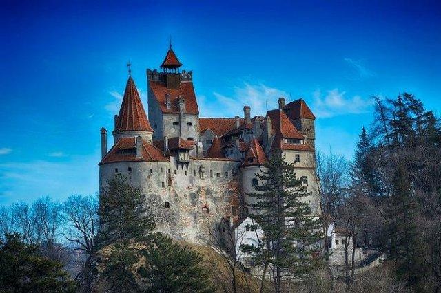 Resultado de imagen para bran castle