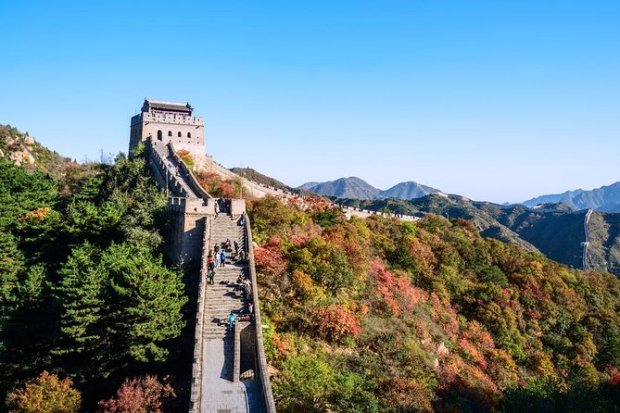 Beijing Day Trip Badaling Great Wall and The Sacred Ming Tombs 2020