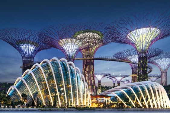 Image result for Gardens by the Bay