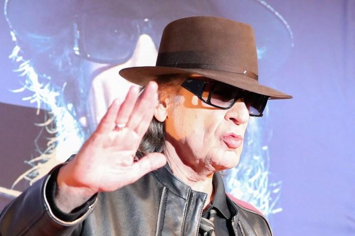 Udo Lindenberg plant nächstes Jahr eine neue Tournee.