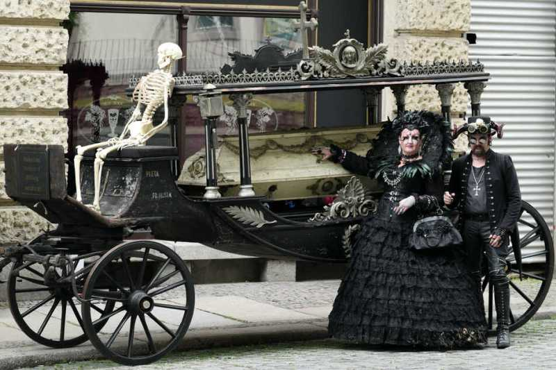 Will the gothic be allowed to stroll through the Leipzig city area this year?
