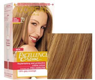 Loreal Excellence Creme Light Golden Brown Buy Online In
