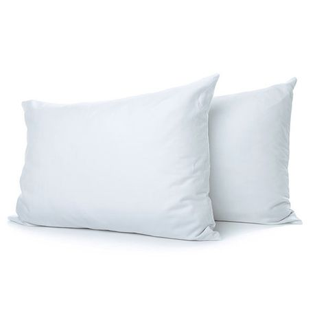 pacific luxe 300tc 100 cotton standard pillow case pack of 4
