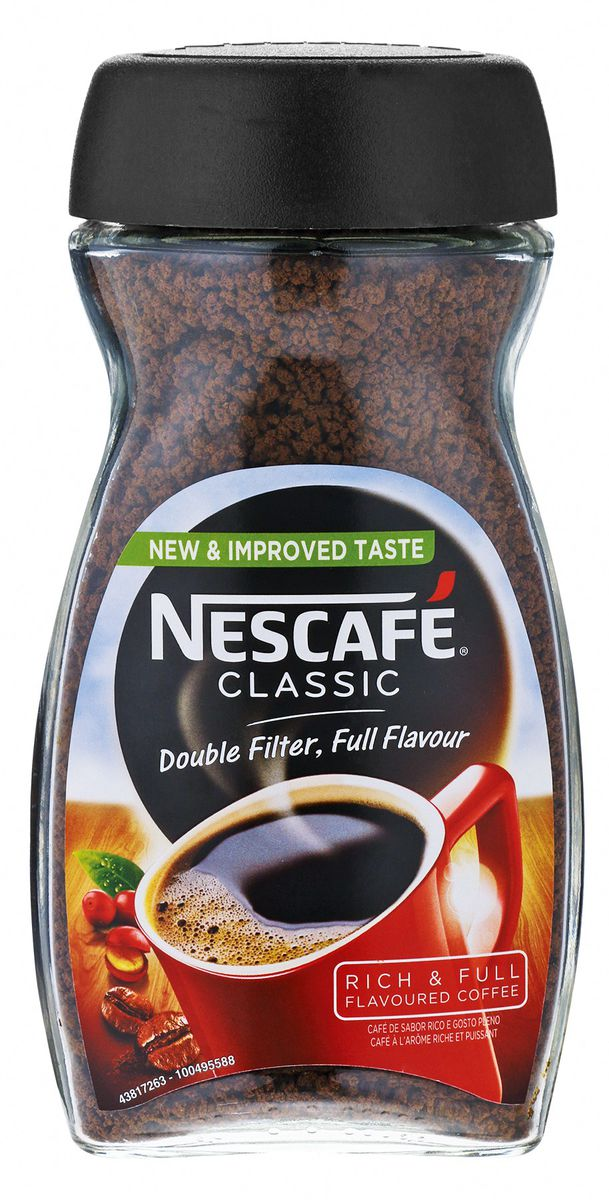Nescafe Classic 100g Instant Coffee 12353143 Buy