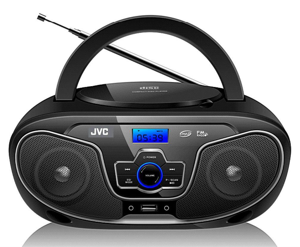 Jvc Bluetooth Radio Cd Player