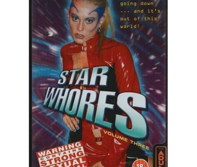 Star Whores Volume  Import Dvd