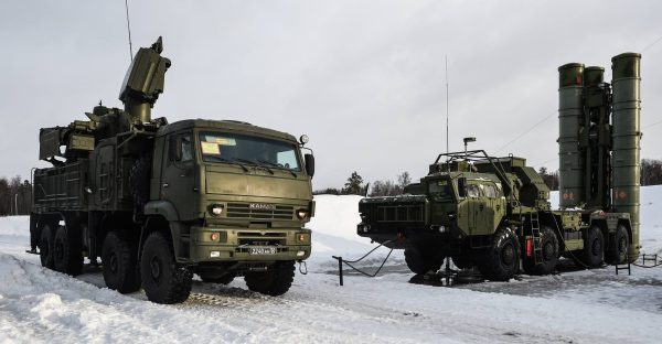 Artiljerijsko-raketni sistem 96K6 Pancir, novi PVO sistem ...