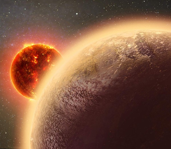 New EarthLike Exoplanet with Rocky Surface Discovered 39
