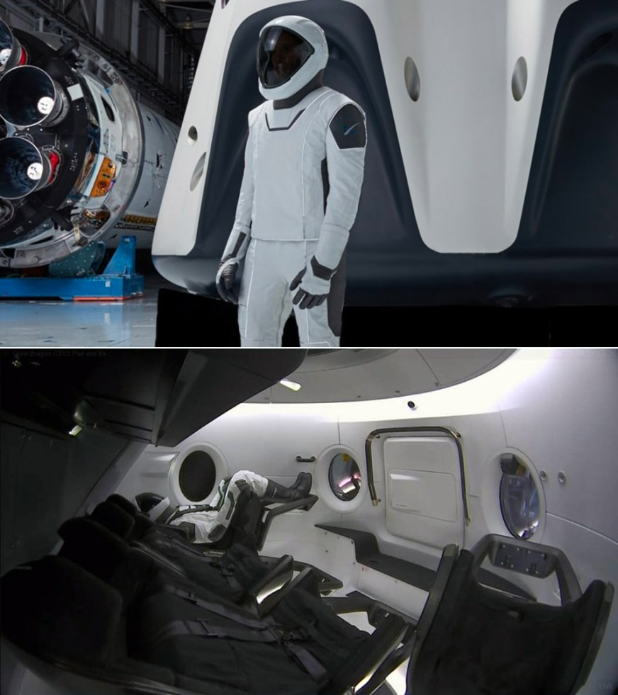 Elon Musk Says He Would Gladly Ride in the SpaceX Dragon ...