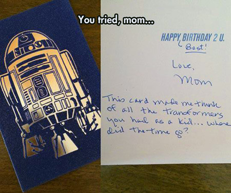 20 Strange And Funny Birthday Cards Geeks Would Love