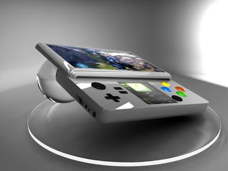 Xbox 360 Handheld Looks Like DROID TechEBlog