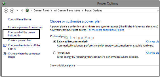 Power_Option_Control_Panel