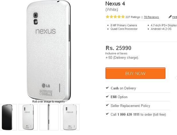 Nexus_4_White_Flipkart