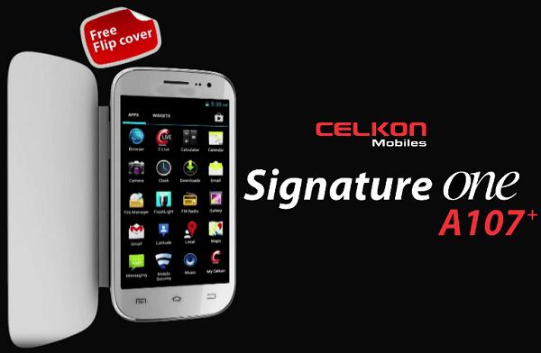 Celkon_A107_Signature_one