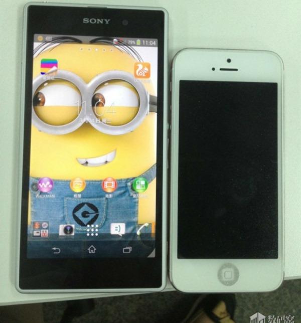 Sony_Honami_With_iPhone_5
