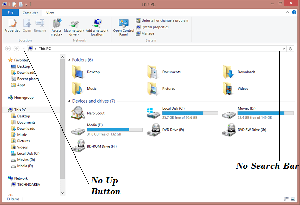 Hide_search_Up_Button