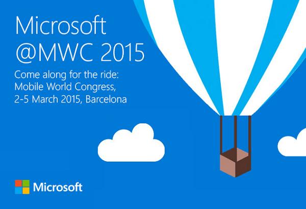 Microsoft At MWC 2015