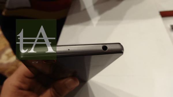 ZTE Nubia Z9 Mini Audio Port