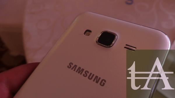 Samsung Galaxy J5 Rear Camera