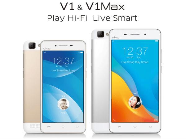 Vivo V1 V1Max