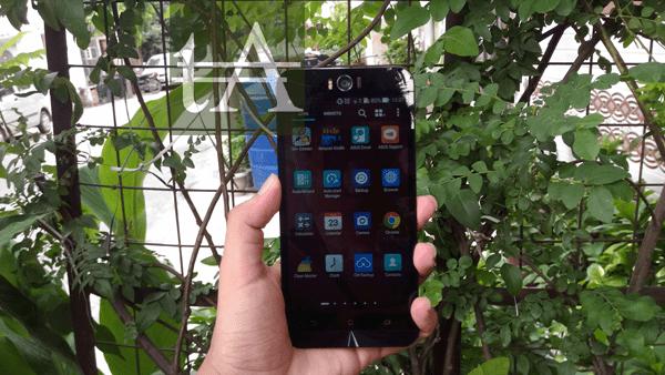 Asus ZenFone Selfie Display
