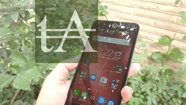 Asus ZenFone Selfie Face