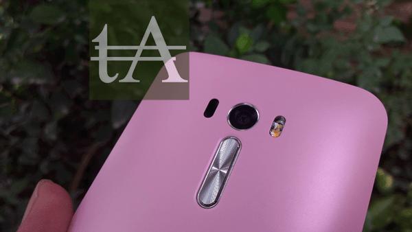 Asus ZenFone Selfie Rear Camera