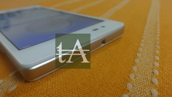 Oppo Neo 5 Audio Port