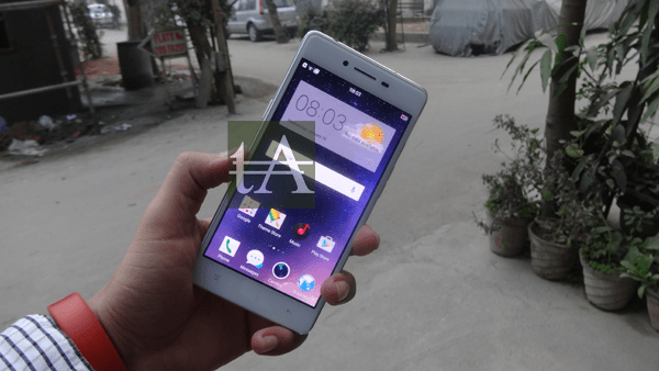 Oppo R7 Lite Display