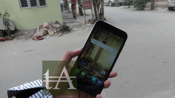 Asus ZenFone Zoom Display