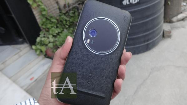 Asus-ZenFone Zoom Rear Camera
