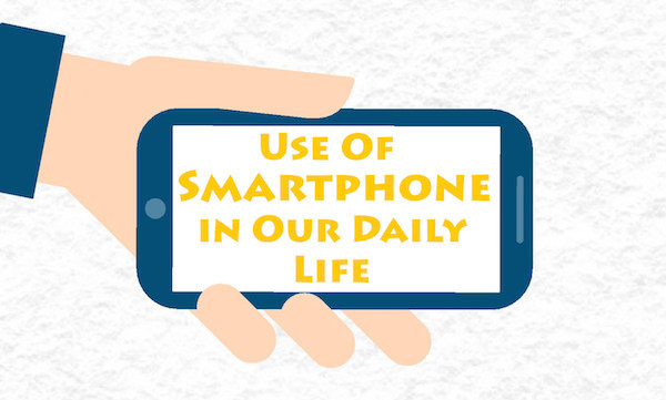Smartphone Use Daily In Life