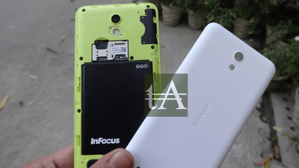InFocus Bingo 10 Battery
