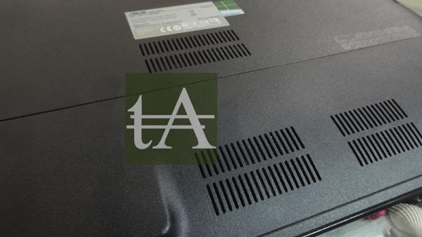 Asus R510JX Speakers