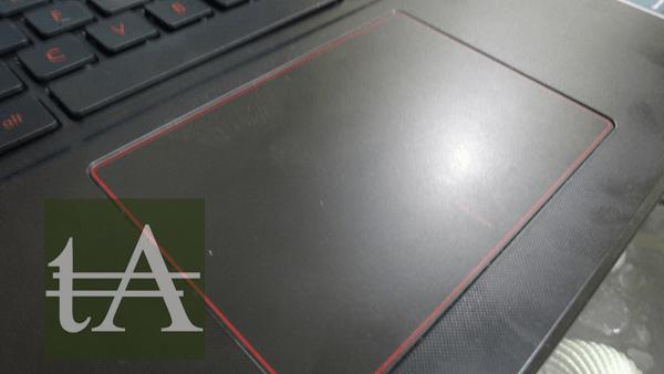 Asus R510JX Trackpad