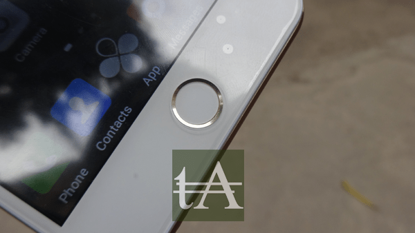 Reach Allure Home Button