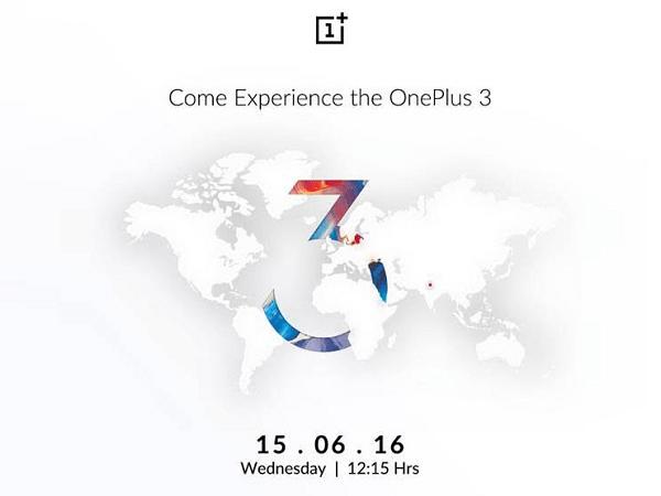 OnePlus 3 Invite