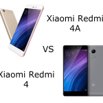 xiaomi redmi 4 vs redmi 4a