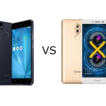 Asus Zenfone 3 Zoom Vs Huawei Honor 6X